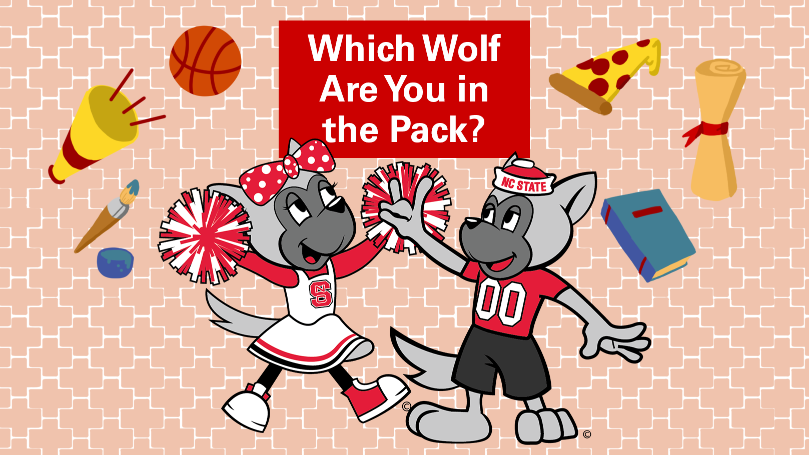 Which Wolf Are You in the Pack?